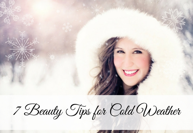 Beauty Tips For Cold Weather